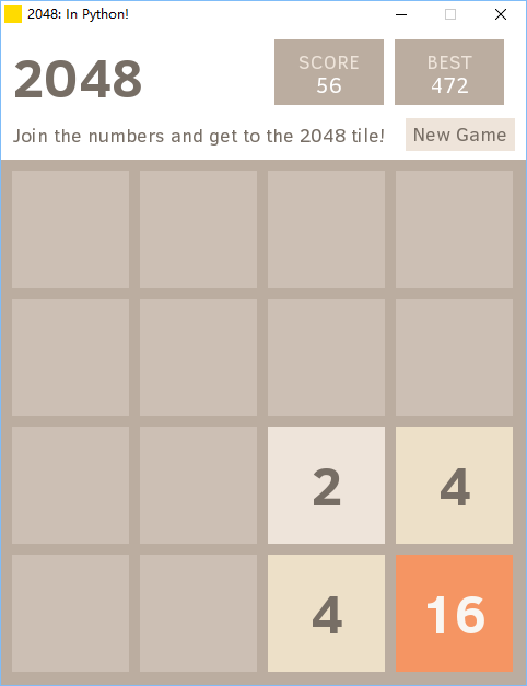 2048 Preview