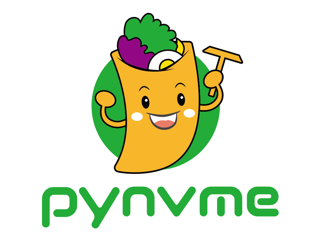 pynvme: test NVMe devices in Python