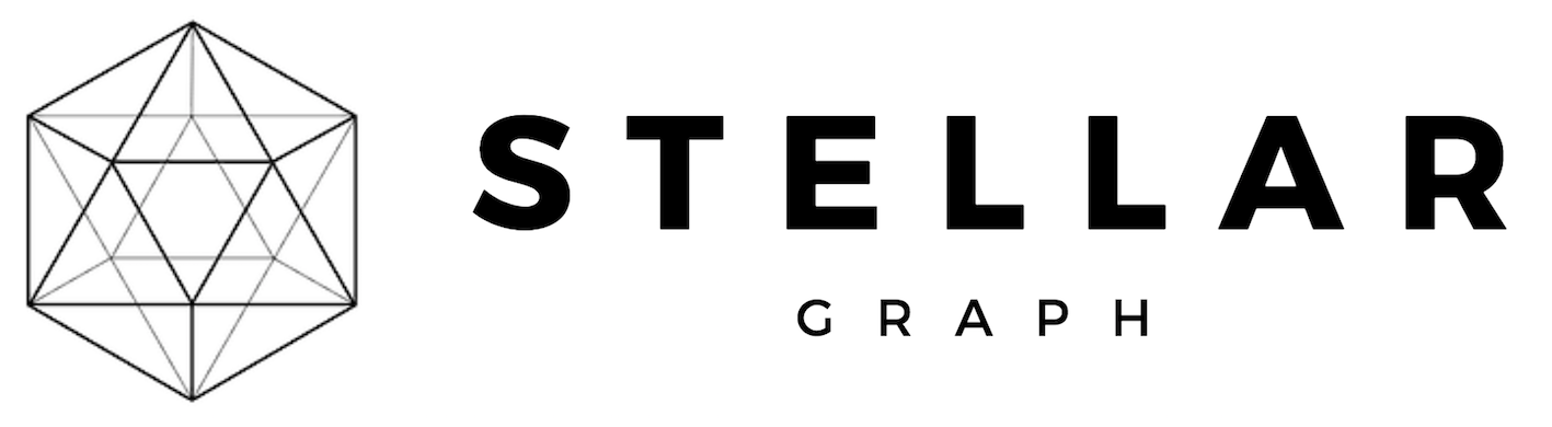 StellarGraph Machine Learning library logo