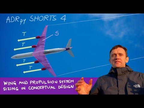 4. Wing and propulsion system sizing