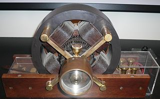 Tesla's induction motor
