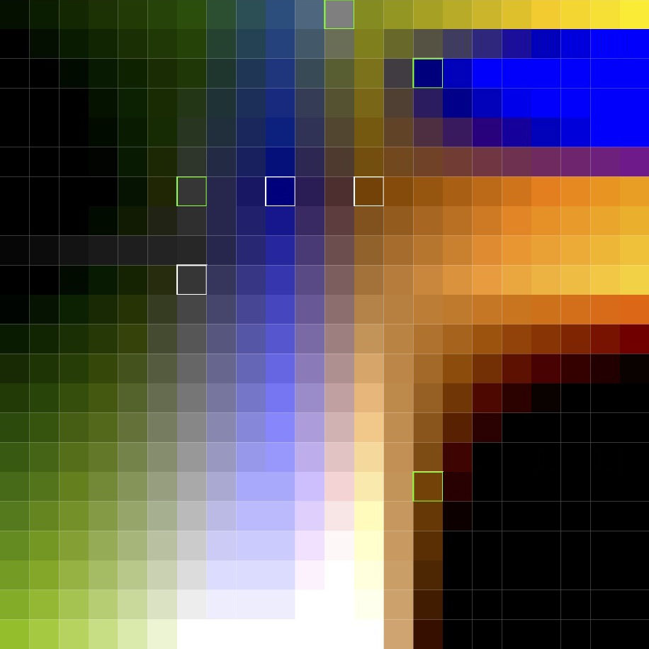 A MutatorMath Colorfield