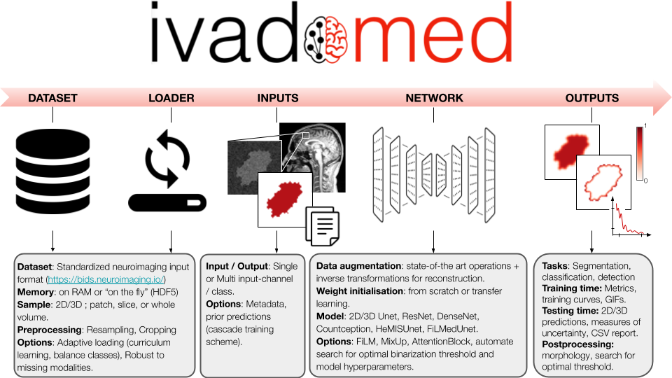 ivadomed Overview